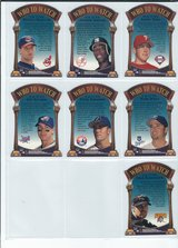 2000 Fleer Tradition Who To Watch in Fort Riley, Kansas