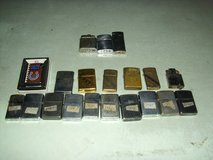 20 lighters - 17 zippos & 3 others in Fort Knox, Kentucky
