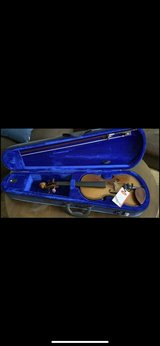 NEW 3/4 violin (paid $200) in Clarksville, Tennessee