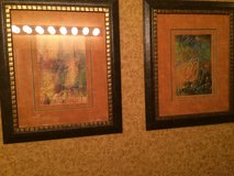 Two framed pictures in Naperville, Illinois