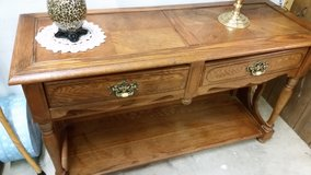 Broyhill Console Table in Fort Campbell, Kentucky