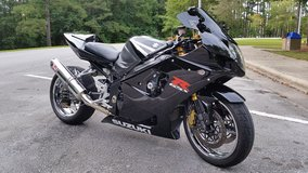 2004 Suzuki GSXR 1000 in Camp Lejeune, North Carolina