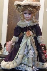 THE ROSE COLLECTION LIMITED EDITION GENUINE PORCELAIN DOLL in Denton, Texas