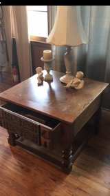 coffee /side table with drawer in Cherry Point, North Carolina