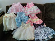 Baby girl 6/9 month dress lot in Quantico, Virginia