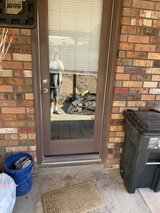32 x 80 SOLID WOOD DOOR WITH BLIND in Alamogordo, New Mexico