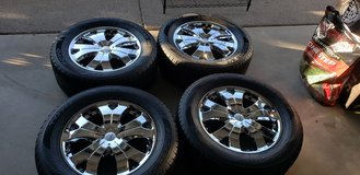 Tires and Rims sell in Fort Lewis, Washington