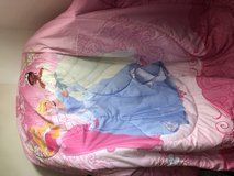 Princess comforter full size in Biloxi, Mississippi