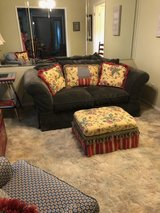 Loveseat, ottoman and chair in Pasadena, Texas