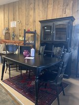 Country line Black dining set in Ramstein, Germany