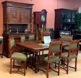 Antique Brugge Dining set in Ramstein, Germany