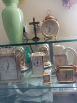 Brass mantel Clocks in Lakenheath, UK