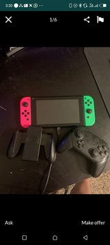 Nintendo switch in Pasadena, Texas