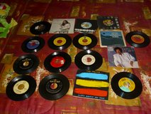 17 - 45rpm records in Fort Knox, Kentucky