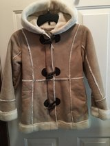 Girls Beige winter coat in Plainfield, Illinois