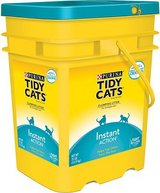 WANT TO BUY: Empty Cat Litter Containers! in Camp Lejeune, North Carolina