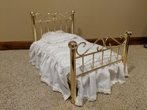 American Girl Samantha's Brass Bed and Linen in Naperville, Illinois