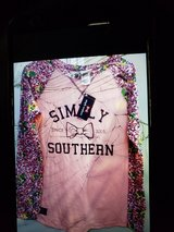 Simply Southern  Raglan Tees NWT in Warner Robins, Georgia