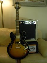 New Epiphone Sheraton-II Pro Guitar and Amp Package in Chicago, Illinois