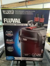 Fluval 207 Canister Filter in Chicago, Illinois