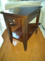 Leick Laurent Chairside End Table with Drawer in Beaufort, South Carolina