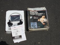 NEW PRIVATE EAR INFREAD CORDLESS TV/HI FI HEADSET SYSTEM in Chicago, Illinois