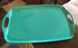 Teal Melamine Tray in Chicago, Illinois