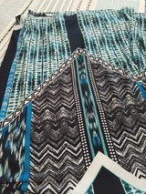 Tribal look dress in Fort Campbell, Kentucky