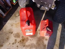six gallon gas can & 2 gallon weed eater gas can in Fort Knox, Kentucky