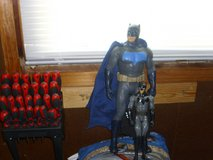 large batman and small batman in Fort Knox, Kentucky