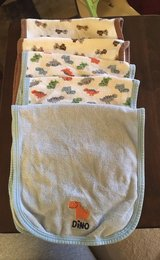 5 Burp Cloths in Yorkville, Illinois