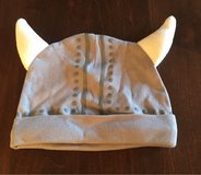 0-6M Hat With Horns in Sugar Grove, Illinois