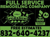 Full Service Remodeling Co, in The Woodlands, Texas
