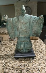 Asian Statue in Spring, Texas