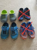 Boy's Shoes Size 13-1 in Naperville, Illinois