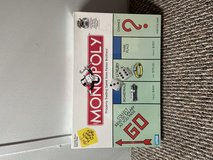 Monopoly game never opened 1999 in Pasadena, Texas