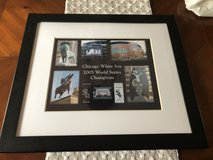 White Sox 2005 World Series Champions - Chicago Photo Collage - Framed in Naperville, Illinois