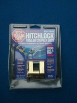 HITCH LOCK  TRAILER COUPLER LOCK in Naperville, Illinois