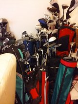 Golf Clubs and Bags in Eglin AFB, Florida