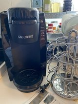 Like New Keurig (Mr Coffee )& kcup stand in Okinawa, Japan