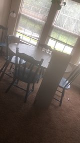 DIY project table in Beaufort, South Carolina