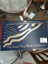 Complete State Flag Patch Collection #486-360 in Camp Lejeune, North Carolina