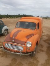 Morris Minor 1/4 Ton Delivery Van in Alamogordo, New Mexico