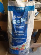 Tile MAPEI UltraFlex 1 50-lb Gray Powder Thinset Mortar in Moody AFB, Georgia