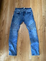 Men's size 34 jeans in Naperville, Illinois