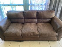 couch and love seat in Eglin AFB, Florida