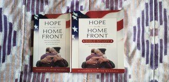 Hope for the Home Front books in Fort Bliss, Texas