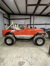 1980 JEEP CJ 7 in Pasadena, Texas