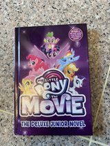 My Little Pony the Movie-Hardcover in Okinawa, Japan
