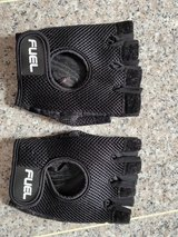 Fuel workout/gym gloves in Okinawa, Japan